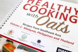 Nutrition Foundation of the Philippines Inc Cookbook