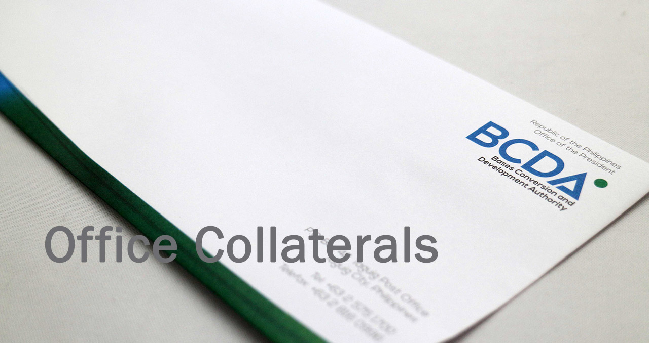 Office Collaterals Headers