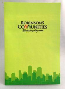 Robinsons Communities Folder