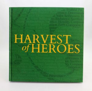 Land Bank of the Philippines Harvest of Heroes Coffee Table Book