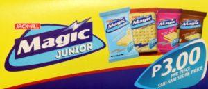 URC Magic Flakes Sticker