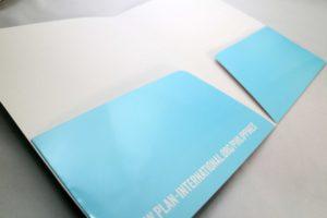 Plan International Folder