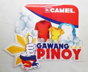 Camel Appliances Stickers