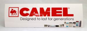 Camel Appliances Tent Cards