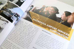 MacroAsia Corporation Annual Report