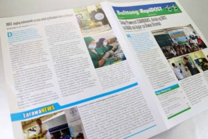 STII Balitang Rapidost Newsletter