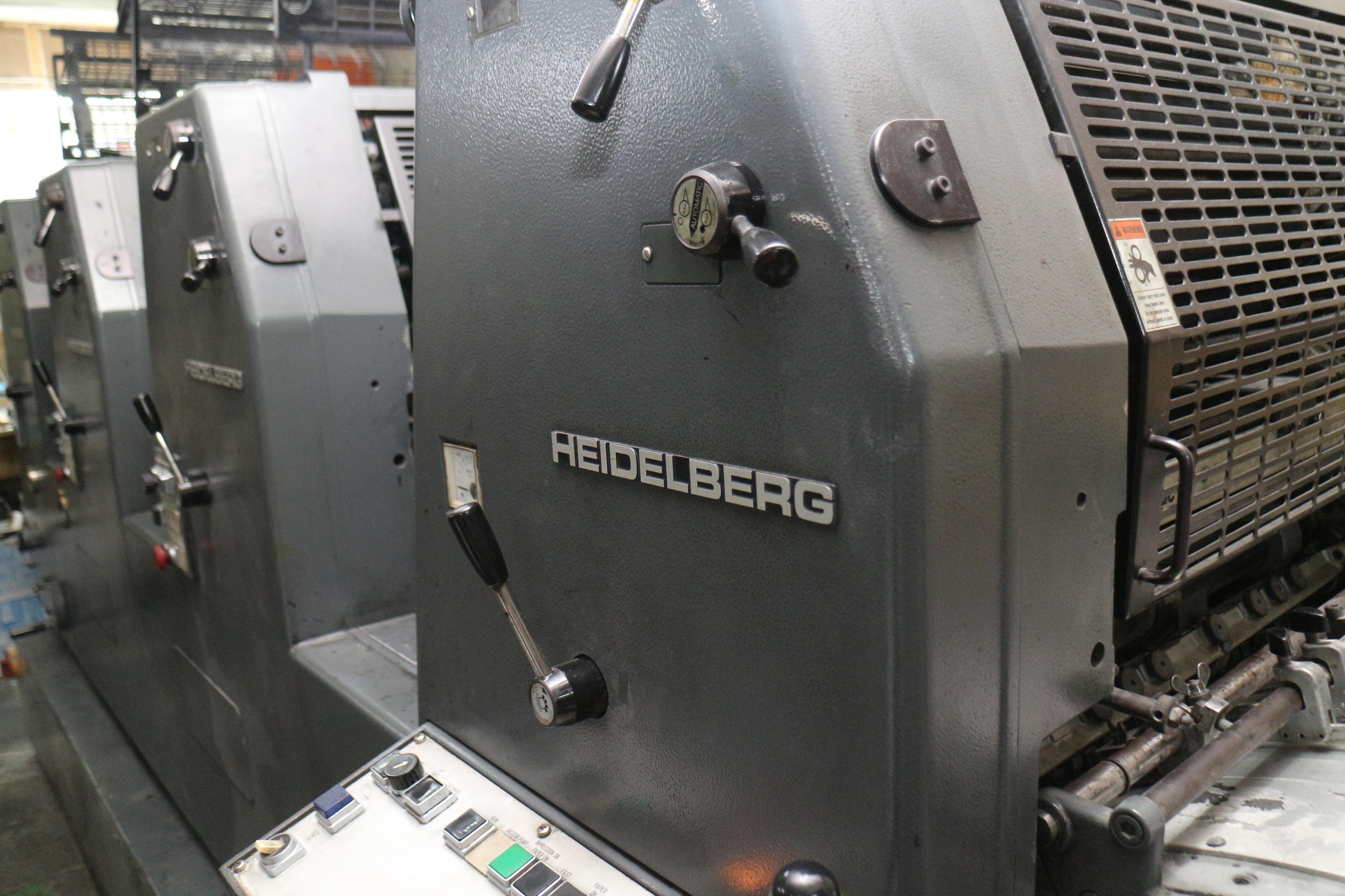 Heidelberg GTO