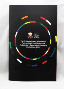Philippine Open Government Partnership Folder