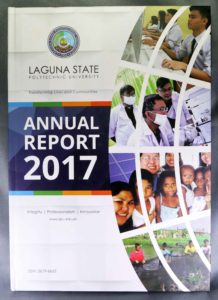 Laguna State Polytechnic University Annual Report B