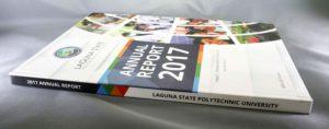 Laguna State Polytechnic University Annual Report C