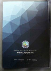 Laguna State Polytechnic University Annual Report A
