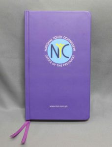 National Youth Commission Notebook #vjgraphicsoffsetprinting #vjgraphics #offsetprinting #growthroughprint #notebook
