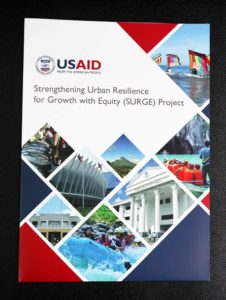 USAID SURGE Project Folder #vjgraphicsoffsetprinting #vjgraphics #offsetprinting #growthroughprint #folder