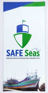 Plan International Philippines Safe Seas Flyers #vjgraphicsoffsetprinting #vjgraphics #offsetprinting #flyers #growthroughprint