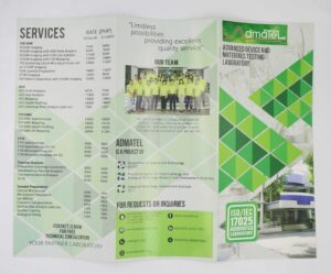 DOST ADMATEL Flyers #vjgraphicsoffsetprinting #vjgraphics #offsetprinting #growthroughprint #flyers