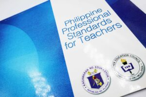 Philippine Professional Standards for Teachers Manual #vjgraphicsprinting #offsetprinting #vjgraphics #growthroughprint — with Department of Education, Department of Education-NETRC and Department of Education - Philippines.