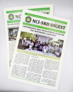 National Convergence Inititiative for Sustainable Rural Development Newsletter #vjgraphicsprinting #vjgraphics #offsetprinting #growthroughprint