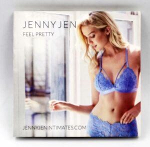 Jenny Jen Intimates Brochure #vjgraphicsprinting #brochure #growthroughprint