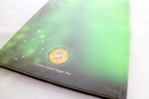 St. Paul Yearbook #vjgraphicsprinting #yearbook #offsetprinting #growthroughprint