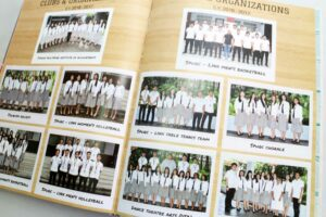 St. Paul University Quezon City Yearbook #vjgraphicsprinting #yearbook #offsetprinting #growthroughprint