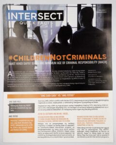 John J. Carrol Institute for Church and Social Issues Intersect Newsletter #vjgraphicsprinting #growthroughprint