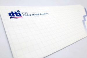 Philippine Trade Training Center Envelope #vjgraphicsprinting #offsetprinting #growthroughprint #envelope — with PhilippineTrade TrainingCenter, DTI.Philippine Trade Training Center - Global MSME Academy and Philippine Trade Training Center