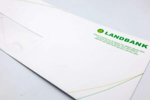 Landbank of the Philippines Letter Envelope with Window #vjgraphicsprinting #offsetprinting #growthroughprint #envelope — with Landbank of the Philippines, Landbank of the Philippines and Landbank Of The Philippines Head Office