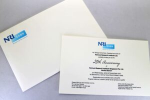 NRI Invitations #vjgraphicsprinting #growthroughprint #invitations #offsetprinting