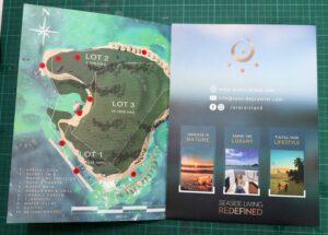 AVARA Nature & Yacht Club Brochure Folder #vjgraphicsprinting #offsetprinting #folder #brochure #growthroughprint — with Avara Nature and Yacht Club Palawan and Avara Nature & Yacht Club.