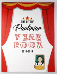 St. Paul The Little Paulinian Yearbook #vjgraphicsprinting #offsetprinting #growthroughprint #yearbook — with St. Paul University Quezon City.