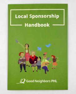 Good Neighbors International Philippines Local Sponsorship Handbook #vjgraphicsprinting #offsetprinting #handbook #growthroughprint — with Good Neighbors Philippines.