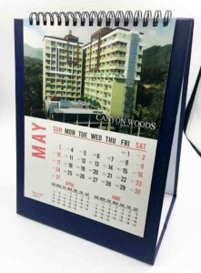 Canyon Hotels & Resort Desk Calendar #vjgraphicsprinting #growthroughprint #deskcalendar #offsetprinting — with Canyon Hotels and Resorts, Canyon Cove Beach Resort and Canyon woods residential resort in Quezon City, Philippines.