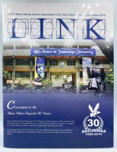 Ateneo de Zamboanga University Souvenir Program #vjgraphicsprinting #offsetprinting #growthroughprint #souvenirprogram