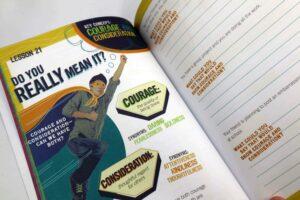 The 7 Habits Journal #vjgraphicsprinting #growthroughprint #offsetprinting #journal
