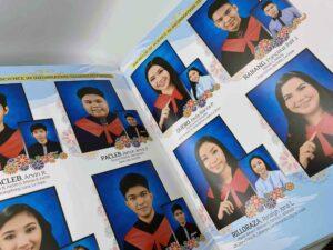Saint Louis College Metanoia 2019 Yearbook #vjgraphicsprinting #offsetprinting #digitalprinting #yearbook #vjgraphics #personalized