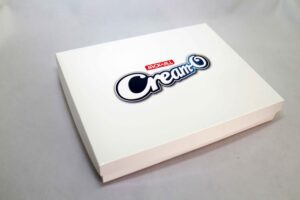 URC CreamO Box #vjgraphicsprinting #box #offsetprinting #growthroughprint #packaging — with CreamO