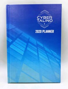 Plan International Philippines Cyber Talino 2020 Planner #vjgraphicsprinting #digitalprinting #offsetprinting #growthroughprint #planner — with End Violence Against Children and Plan International Philippines in Quezon City, Philippines