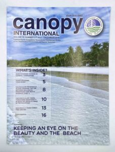 Department of Environment and Natural Resources CANOPY International Magazine #growthroughprint #offsetprinting #digitalprinting #vjgraphicsprinting #magazine — with Department of Environment and Natural Resources (DENR) and DENR National Capital Region in Quezon City, Philippines