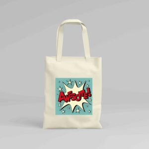 Canvas Tote Bag Awesome!