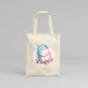 Canvas Tote Bag Unicorn 4