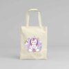 Canvas Tote Bag Unicorn 8