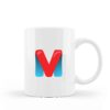 Ceramic Mug Monogram Kids 1