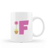 Ceramic Mug Monogram Kids 4