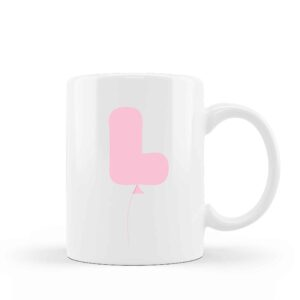Ceramic Mug Monogram Kids 5