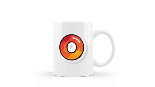 Ceramic Mug Monogram Kids 7
