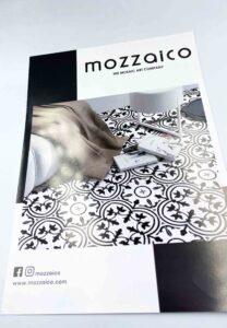 Mozzaico Product Catalogue #vjgraphicsprinting #offsetprinting #digitalprinting #catalogue #growthroughprint