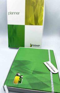 PhilHealth Planner #vjgraphicsprinting #growthroughprint #planners #offsetprinting #digitalprinting
