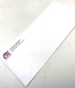 Civil Service Commission Letter Envelope #vjgraphicsprinting #growthroughprint #envelope #offsetprinting #stationery