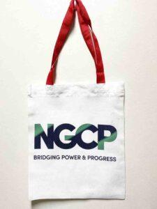 NGCP Canvas Bag