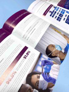 Marsman Drysdale Medical Products Inc Brochure #vjgraphicsprinting #offsetprinting #growthroughprint #brochure